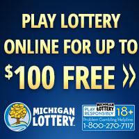 Advertisement - Michigan Lottery