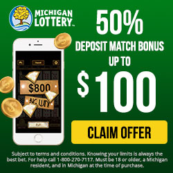 The Big Spin - MI Lottery's Newest instant game